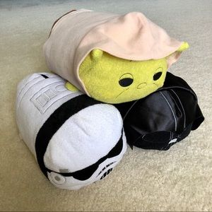NWT Disney Star Wars Tsum Tsum Bundle